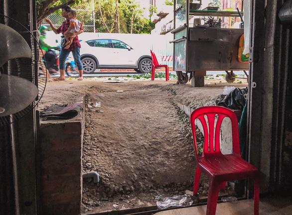 Nâng đường Nguyễn Hữu Cảnh: đã tính phương án không để dân thiệt - Ảnh 1.