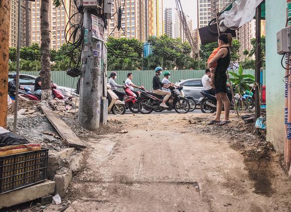 Nâng đường Nguyễn Hữu Cảnh: đã tính phương án không để dân thiệt - Ảnh 4.