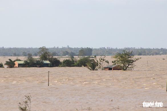 Thủy điện Buôn Kuốp xả lũ gây thiệt hại cho dân, phải rà soát lại quy trình vận hành - Ảnh 1.