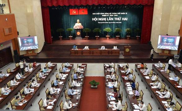 Bí thư Thành ủy TP.HCM Nguyễn Văn Nên: Dịch COVID-19 trở lại nhưng đang tích cực xử lý - Ảnh 1.