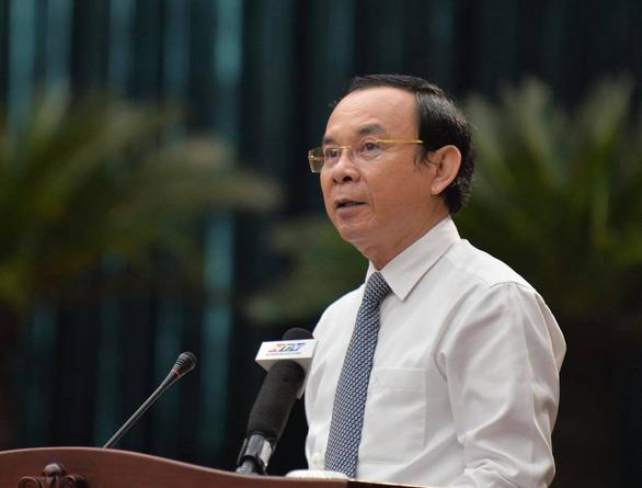 Bí thư Thành ủy TP.HCM Nguyễn Văn Nên: Dịch COVID-19 trở lại nhưng đang tích cực xử lý - Ảnh 2.