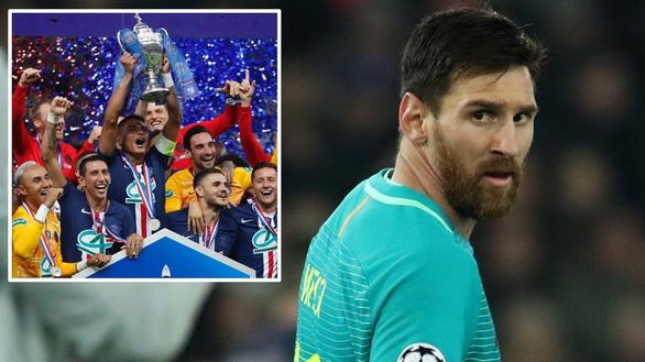 Điểm tin thể thao sáng 4-12: Messi sẽ khoác áo PSG mùa tới, đội của Filip Nguyen bị loại - Ảnh 1.