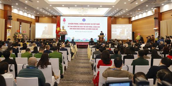 Số ca nhiễm HIV mới của Việt Nam giảm mạnh nhất trong khu vực - Ảnh 1.