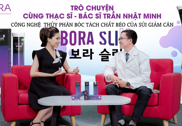 Bora Slim - công nghệ giảm cân 4.0 dưới góc nhìn của chuyên gia - Ảnh 2.