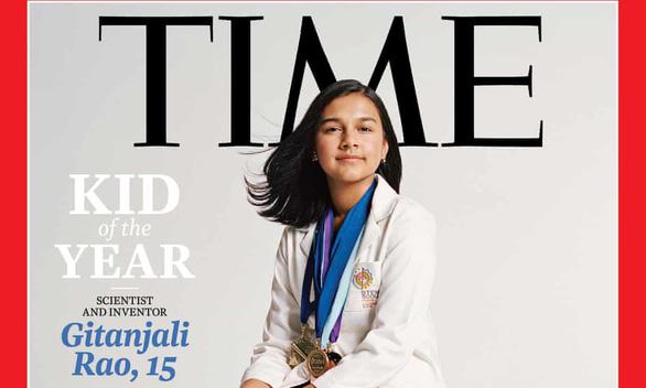 Tạp chí Time lần đầu vinh danh nhân vật nhí của năm, đó là ai? - Ảnh 1.