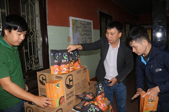 Tuổi Trẻ và Greenfeed Việt Nam mang thực phẩm sạch cho trẻ em tỉnh Thừa Thiên Huế - Ảnh 2.