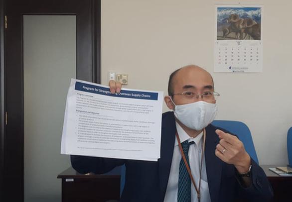 Chính phủ Nhật hỗ trợ thêm 15 doanh nghiệp mở rộng sản xuất tại Việt Nam - Ảnh 1.