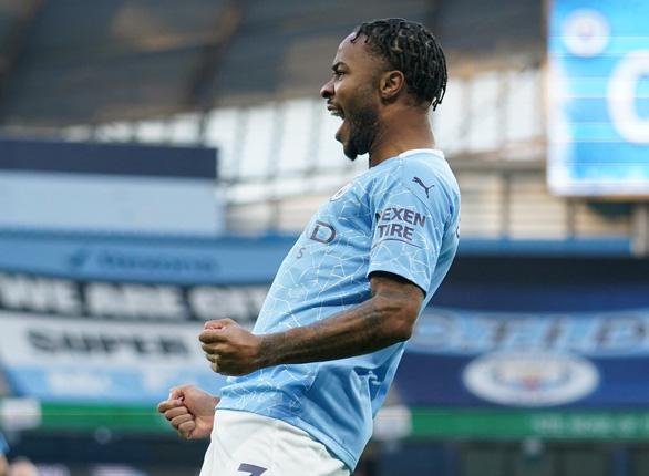 Hạ gục nhanh Fulham, Man City vào top 4 - Ảnh 1.