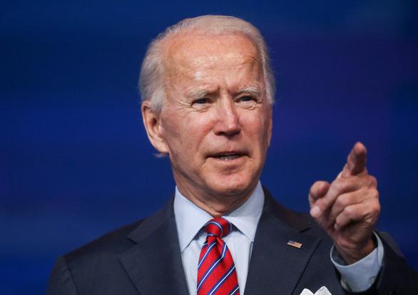 Ông Joe Biden muốn một lễ nhậm chức 'an toàn' trong đại dịch COVID-19 - Ảnh 1.
