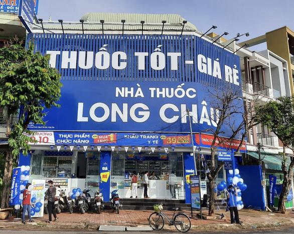 FPT Long Châu - Hướng tới sứ mệnh Phục vụ tốt hơn sức khỏe cộng đồng - Ảnh 1.