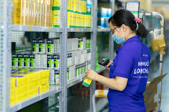 FPT Long Châu - Hướng tới sứ mệnh Phục vụ tốt hơn sức khỏe cộng đồng - Ảnh 3.