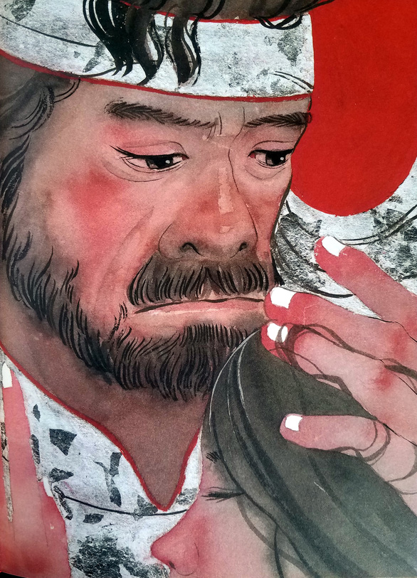 Vẽ chân dung và để cho các nhân vật Truyện Kiều tự lên tiếng - Ảnh 8.