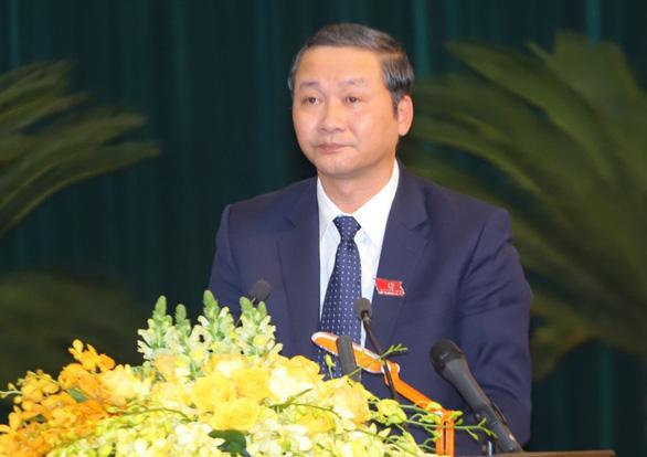 Tân bí thư Tỉnh ủy được bầu giữ chức chủ tịch HĐND tỉnh Thanh Hóa khóa XVII - Ảnh 3.