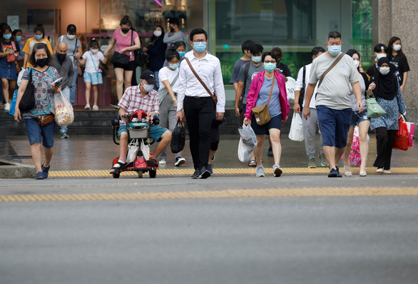Singapore tìm thêm các thỏa thuận bong bóng du lịch - Ảnh 1.