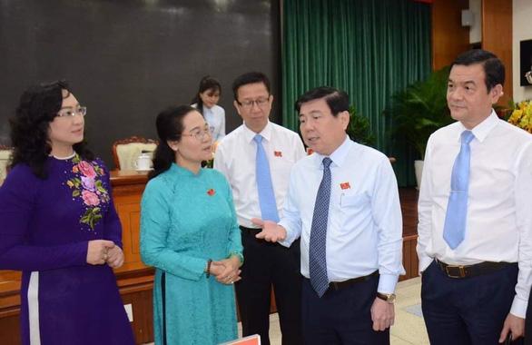 Ngày mai 7-12, khai mạc kỳ họp 23 của HĐND TP.HCM khóa IX - Ảnh 1.