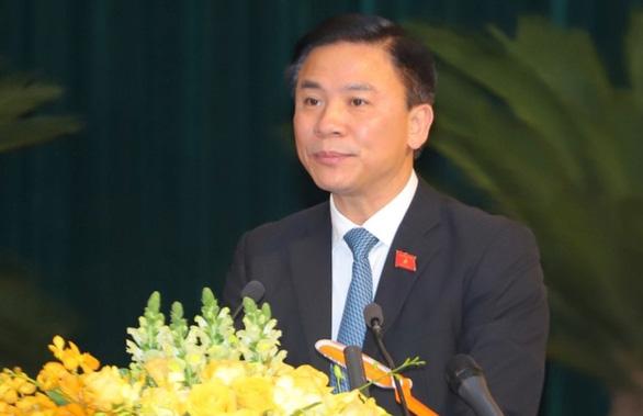 Tân bí thư tỉnh ủy được bầu làm chủ tịch HĐND tỉnh Thanh Hóa - Ảnh 1.