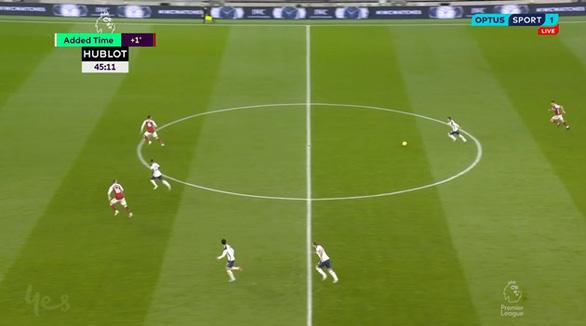 Mourinho và nghệ thuật kiểm soát trở lại - Ảnh 2.
