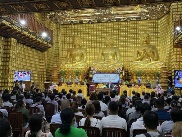 Quỹ đạo Phật ngày nay vận động người hiến mô, tạng và hiến xác cho y học - Ảnh 3.