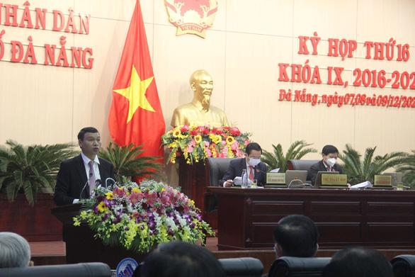 Đà Nẵng bầu chủ tịch HĐND và chủ tịch, phó chủ tịch UBND TP - Ảnh 1.
