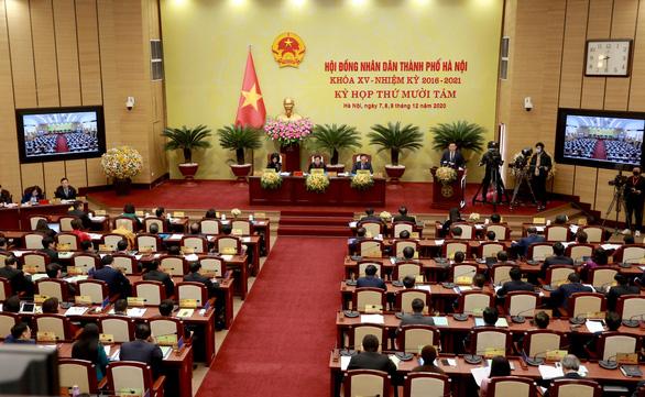 Hà Nội bầu chủ tịch HĐND TP, 5 phó chủ tịch UBND thành phố - Ảnh 3.