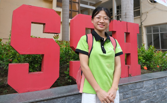 Ước mong của cô sinh viên 37kg - Ảnh 1.