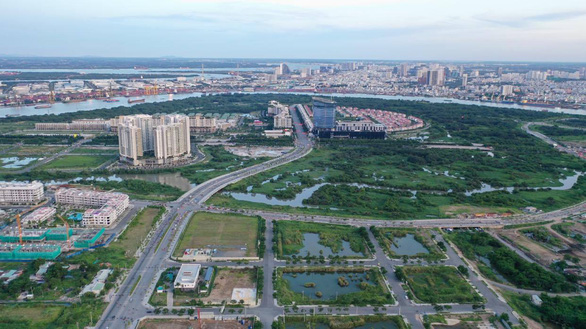 Đề xuất đặt tên đường Tố Hữu, Trần Bạch Đằng ở khu đô thị mới Thủ Thiêm - Ảnh 1.
