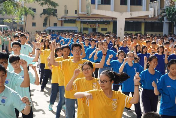 Thông tin mới nhất về tuyển sinh lớp 6 Trường THPT chuyên Trần Đại Nghĩa - Ảnh 1.