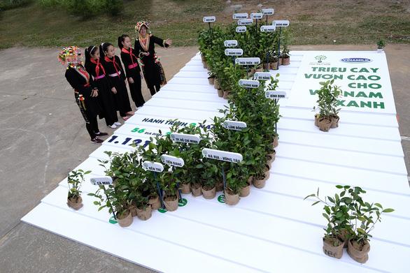Quỹ 1 triệu cây xanh chính thức chạm đích với 1.121.000 cây xanh - Ảnh 6.