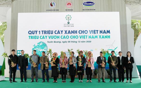 Quỹ 1 triệu cây xanh chính thức chạm đích với 1.121.000 cây xanh - Ảnh 4.
