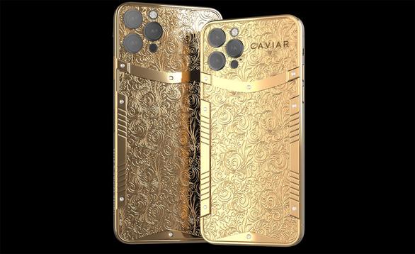 Xuất hiện iPhone 12 mạ vàng không camera, giá từ 126 triệu đồng - Ảnh 5.