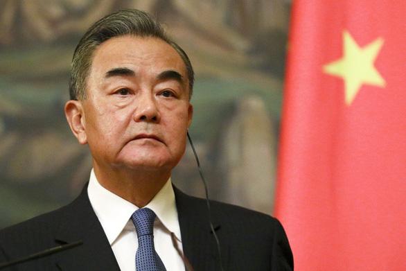Ngoại trưởng Trung Quốc kêu gọi Mỹ - Trung cải thiện quan hệ - Ảnh 1.
