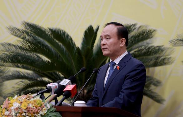 Hà Nội bầu chủ tịch HĐND TP, 5 phó chủ tịch UBND thành phố - Ảnh 2.