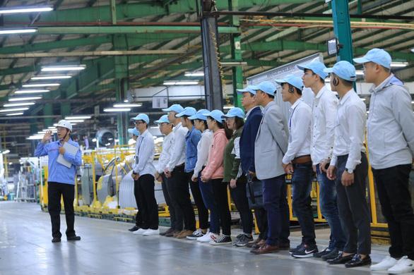 Học bổng kỹ thuật Toyota tiếp sức sinh viên chinh phục ước mơ - Ảnh 2.