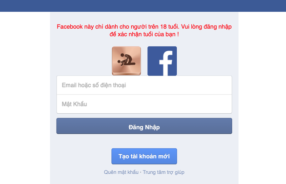 Coi chừng mất tài khoản khi bị người lạ tag, nhắc đến trên Facebook - Ảnh 2.
