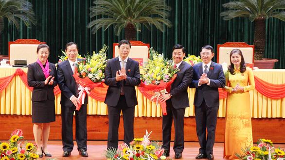 Bắc Giang có tân chủ tịch HĐND và UBND tỉnh - Ảnh 1.
