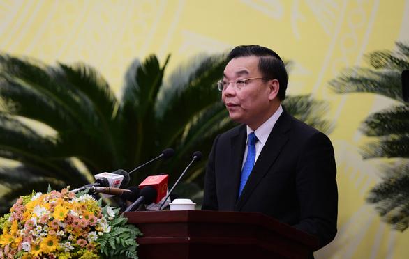 Chủ tịch Hà Nội: Các ứng viên phó chủ tịch đều rất có năng lực - Ảnh 1.