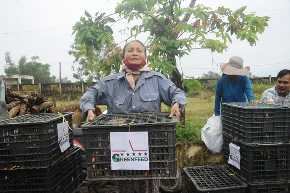 Trao sinh kế giúp người dân Quảng Nam vượt qua khó khăn sau bão lũ - Ảnh 5.