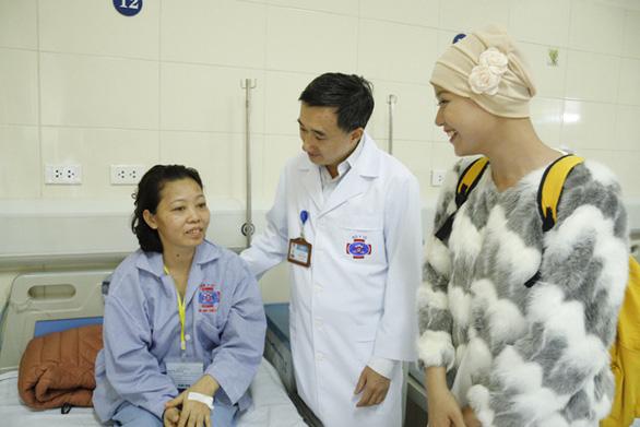 Lần đầu tiên lập bản đồ bệnh ung thư vú ở Việt Nam - Ảnh 1.