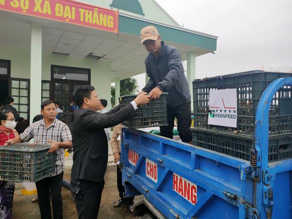 Trao sinh kế giúp người dân Quảng Nam vượt qua khó khăn sau bão lũ - Ảnh 3.