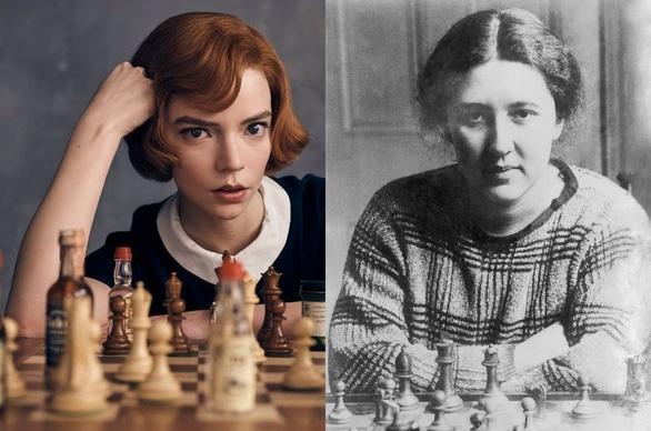 The Queen's Gambit: Tôn vinh những phụ nữ thông tuệ - Ảnh 1.