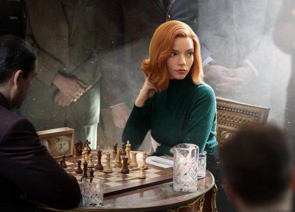 The Queen's Gambit: Tôn vinh những phụ nữ thông tuệ - Ảnh 6.