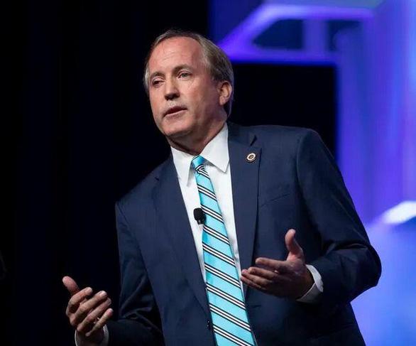 Tổng công tố bang Texas kiện quy trình bỏ phiếu của 4 bang chiến địa - Ảnh 1.