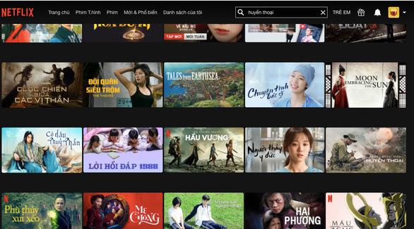 2 phim Việt trình chiếu trên Netflix, Cục Điện ảnh kiến nghị thanh tra - Ảnh 1.