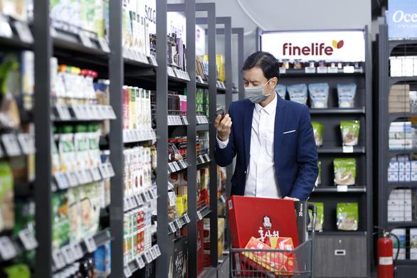 Chuỗi siêu thị cao cấp Finelife tưng bừng giảm giá và  tặng quà dịp sinh nhật - Ảnh 1.