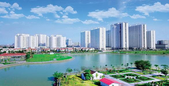 Geleximco - dấu ấn từ phát triển khu đô thị tới sân golf - Ảnh 1.