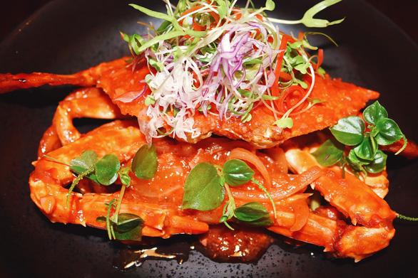Nhà hàng The Secret -  Không gian 'vàng' của ẩm thực Á Đông tại Côn Đảo - Ảnh 3.