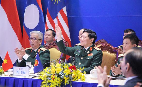 Thống nhất diễn tập hàng hải ASEAN - Nga năm 2021 - Ảnh 1.