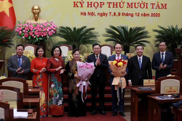 Ông Nguyễn Ngọc Tuấn làm chủ tịch HĐND thành phố Hà Nội - Ảnh 2.