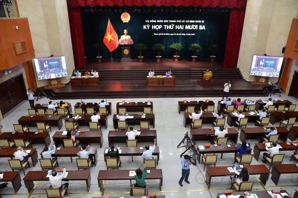 Năm 2021, TP.HCM vay hơn 16.000 tỉ trả nợ chính quyền địa phương - Ảnh 1.