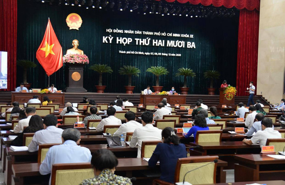 TP.HCM dự thu hơn 1,9 triệu tỉ đồng ngân sách trong 5 năm tới - Ảnh 1.